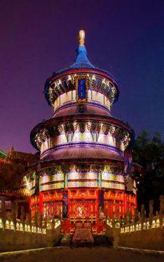 Taoist temple in China - Lanjee