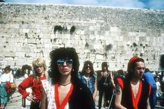 HANOI ROCKS IN ISRAËL 1983