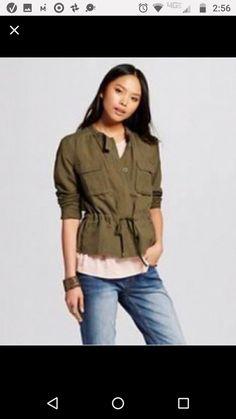 Olive Jacket, Military Jacket, Jackets, Fashion, Down Jackets, Moda, Field Jacket, Fashion Styles, Military Jackets