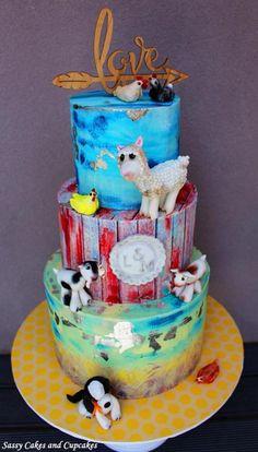 Farm Love by Sassy Cakes and Cupcakes (Anna)
