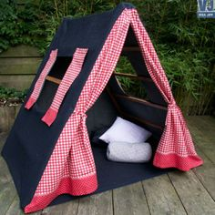 HK living online webwinkel, gratis verzenden tent houten wasrek HK living by Villa Jipp 4 Kids, Cool Kids, Baby Kids, Children, Summer Fun For Kids, Diy For Kids, Love Sewing, Sewing For Kids, Creative Kids