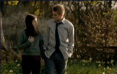 Wolfblood Maddy and Rhydian