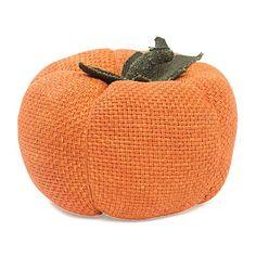 Glisten Orange Pumpkin at Big Lots.