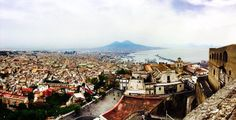 #travel to #naples to see this wonderful view.  Apply here for the most incredible #studyabroad field trips!  www.santannainstitute.com