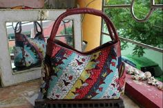 #batik #tulis #cirebon #indonesia #woman #fashion #bag