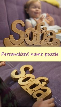 Personalized wooden name puzzle, name pauzzle, wooden letter baby kids, father's day gift, baby birthday decor, gift ideas, wedding puzzle names, wooden letters for nursery, montessori baby, toddler baby toys, personalized wood toy, man, woman, kids gifts, eco toys, natural wooden toys, girl boy present, baby nursery decor,  baby birthday party, wedding unusual decor, baby gifts, #namepuzzle, #personalizednamepuzzle, #woodentoys, #toddlertoys, #Montessorimaterial, #yourWoodenMaster