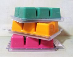 Surprise 3 Pack Bundle 100% Natural Soy Break Away Melts $10 @michelle