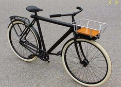 The best existing design solutions for transport utility bicycles ~ Better By Bi. - The best existing design solutions for transport utility bicycles ~ Better By Bicycle - Cool Bicycles, Vintage Bicycles, Cool Bikes, Velo Biking, Electric Bikes For Sale, Urban Bike, Urban Cycling, Retro Bicycle, Mountain Bike Shoes