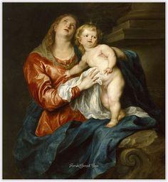 Anthony Van Dyck (1599 – 1641)   Belçikalı Ressam - Forum Gerçek
