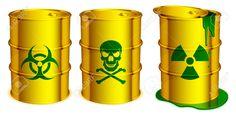 in het begin wou ik een van deze logo's op de toxic barrel maar ik ben toch gegaan voor een kruis
