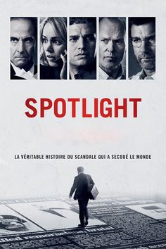 SPOTLIGHT Stars: Rachel McAdams, Liev Schreiber, Mark Ruffalo, Michael Keaton, Stanley Tucci - One of the best movies I've seen in a while! Michael Keaton, Mark Ruffalo, Rachel Mcadams, Spotlight Film, Love Movie, Movie Tv, Cinema Posters, Movie Posters, True Stories
