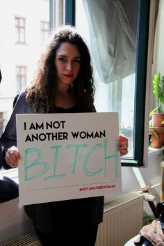 NOT ANOTHER WOMAN, BITCH! Zohar Pow Wow