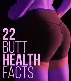 Let's talk about butt stuff.