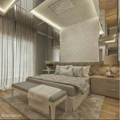 O #tbt de hoje é com o projeto de interiores dessa suíte master em tons de off white com espelhos bisotados no forro. Voltando ao ritmo aos pouquinhos  Projeto Guapo Arquitetura e Interiores. #arquiteturaguapo  Modelagem e render @raisamak  #projeto #arquitetura #interiores #arquiteturaedesign #arquiteturadeinteriores #interiordesign #homedesign #suitemaster #quarto #interiorismo #decoração #interiorismo #decoracao  #decor #3D #sketchup #3dsmax #vray #vrayrender #photoshop #instarender…