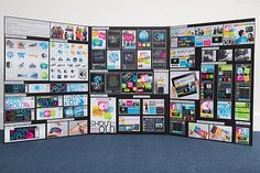 Scholarship Design Folio - Shout Out Youth Forum, Michaela Barker
