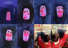 les petites têtes de l'art: Mon Babouin