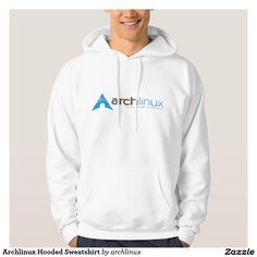 Archlinux Hooded Sweatshirt