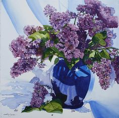 photos of lilacs in vase - Google Search