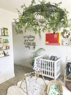 Tropic Paradise meets Boho DIY Nursery - Project Nursery