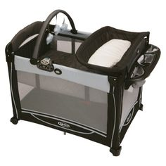 Graco Element Pack 'n Play Playard - MetropolisMeets ASTM Standards, JPMA Certified