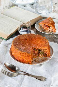 Sartù - Timballo di riso