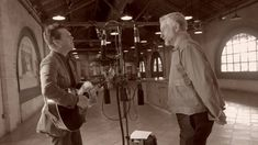 Billy Bragg & Joe Henry - Gentle On My Mind