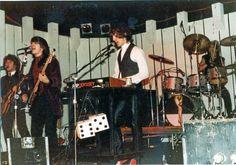 Club Wow 1983 Billy Sullivan, Frank Secich, Jimmy Zero and Jeff West
