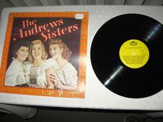 Andrews Sisters, The - 20 Greatest Hits NL Lp near mint