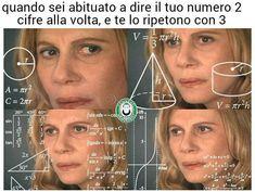 Calcoli apparentemente impossibili #commentimemorabili
