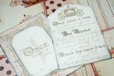 Once Upon A Time Birthday Party Ideas | Photo 1 of 38 | Catch My Party