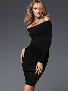 This is a separate skirt and top, but it looks like a dress! So versatile.
