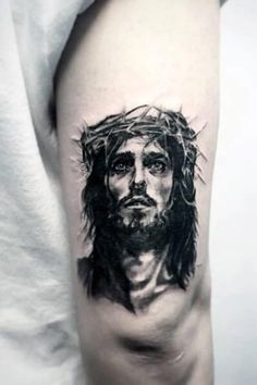 Modern Christians are unlocking profound depths of flair with Jesus tattoos. Guys who follow Christ can make his presence permanent with a meaningful depiction of the savior in ink form.Jesus tattoos are taking over the body art industry, and this triumphant trend is occurring with good reason. #nextluxury #tattooideas #tattoodesigns