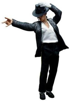 1/6 Scale M Icon Billie Jean History Tour Michael Jackson Figure