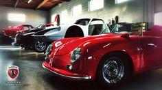 Classic Porsche - Carrera CoachWerks  Flickr.