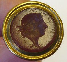 Georgian intaglio seal