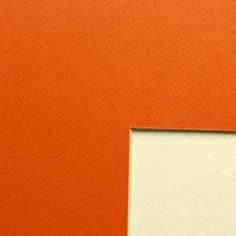 Matting Tangerine Orange Mat Board Custom cut for 12x33 Picture Frame by USART. $11.95. This is acid Free, Neutral Ph great for Matting with White Core, Great Looking Neutral color, Mat comes with One Opening or Window, the Borders are 2.25 inches. This size border is industry standard you can adjust the borders.. Acid free Ph Balanced US Made Mat Board, please see our Material Description and about Matting page. To find your Mat opening size, please deduct 4.5 from each di...