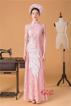 Vietnamese Traditional Dress, Vietnamese Dress, Evening Dresses, Formal Dresses, Wedding Dresses, Ao Dai Vietnam, Traditional Gowns, Cheongsam, Barbie Dolls