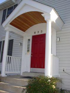 Cook Bros. of Arlington, Va. - Entries, Porches and Porticos - traditional - porch - dc metro - Cook Bros Design Build Remodeling