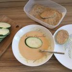 Rántott hús, rántott sajt, rántott zöldségek | mókuslekvár.hu Cantaloupe, Fruit, Food, Essen, Meals, Yemek, Eten