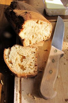 zdjęcie: szybki chleb maślankowy