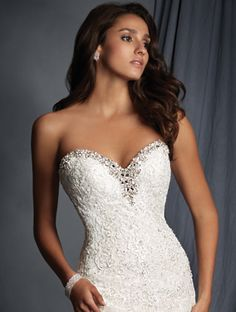 Alfred Angelo Bridal Style 2527 from Alfred Angelo's Bridal Collections and Wedding Styles