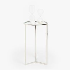 Crystal and metal little table - FURNITURE - Decoration | Zara Home Suomi / Finland