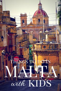 Things To Do in Malta with Kids: Exploring Gozo