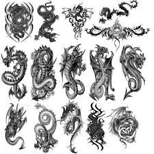 women with small dragon tattoos shaak tii tattoo world japanese chinese dragons tattoo. Black Bedroom Furniture Sets. Home Design Ideas