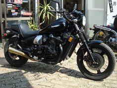 my custom kawasaki el 250 se cafe racer | caferacer | pinterest