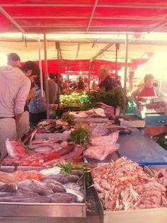 Marsaxlokk Fish Market
