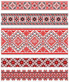 3672 Best Ukrainian Embroidery Images On Pinterest In 2019