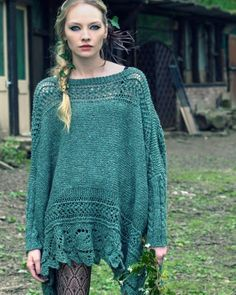 Ivy 2 from #137 - Esquel by  at KnittingFever.com