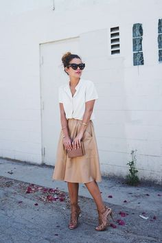 How to Chic: FASHION BLOGGER STYLE - COLLAGE VINTAGE
