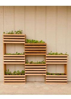 Ideias simples e criativas para montar um pequeno jardim em casa | MdeMulher
